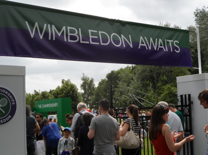 Wimbledon awaits